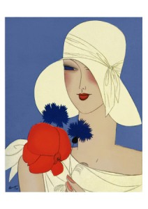 art-deco-lady-with-a-large-red-flower